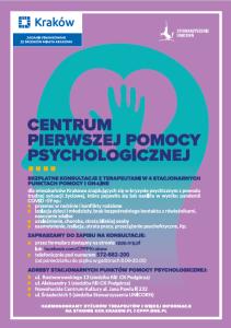 Centrum Pierwszej Pomocy Psychologicznej